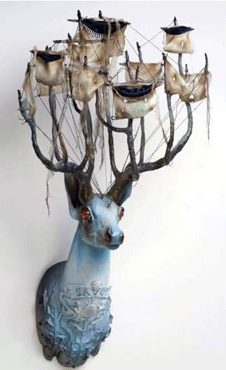 Elizabeth McGrath's amazing sculptures!