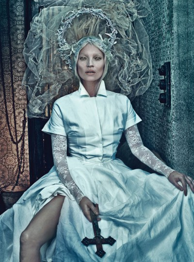 Photographer: Steven Klein, W Magazine, March 2012