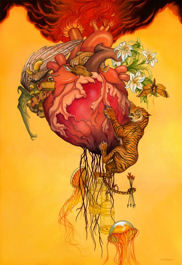 Jason Mowry: Human Anatomie