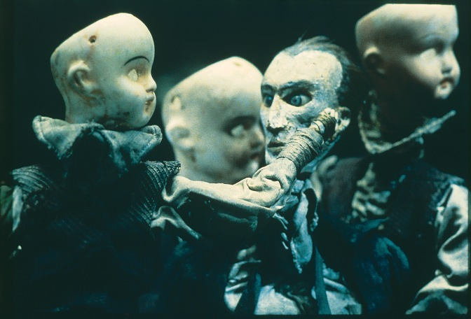 Quay Brothers: On Deciphering the Pharmacist's Prescription for Lip-Reading Puppets