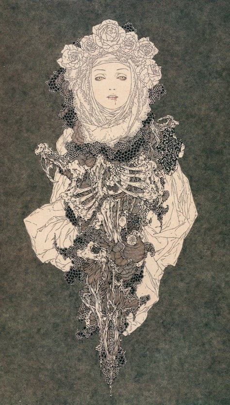 Amazing art by Takato Yamamoto