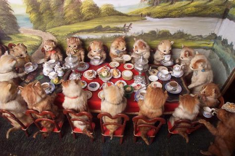 walter-potter-kitten-tea-party
